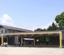 ⑰屋根付き多目的広場